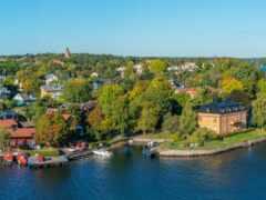sweden, река, stockholm