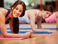 йога, физическая подготовка, спортивная одежда