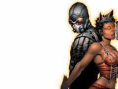 фокс, comics, dangerous
