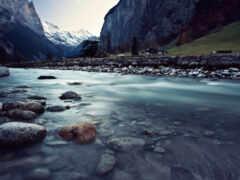 гора, камень, pic