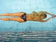 swimming, бассейне, похудения