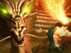 fantasy, дракон, красивые