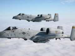 thunderbolt, plane, штурмовик