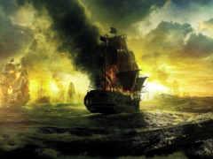 pirates, caribbean, tides Фон № 149996 разрешение 1920x1200
