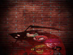 graffiti, barin, klubgraffiti