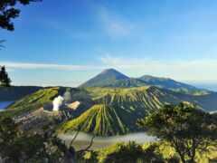 индонезийский, бромо, national