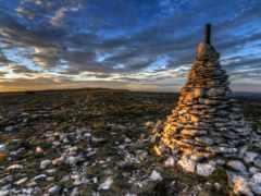 stacked, камень, rocks