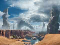 каньон, cliff, landscape