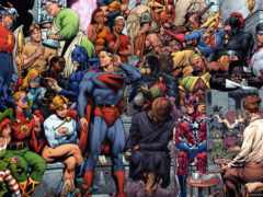 comics, heroes, герой