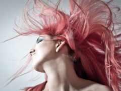 волосы, color, знамя