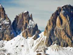 pass, альпы, горы