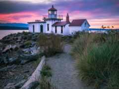 park, discovery, lighthouse