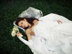платье, невеста, интересно