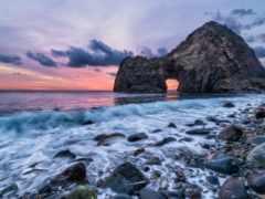 море, берег, моря