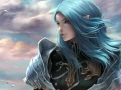 воин, принцесса, безмолвие