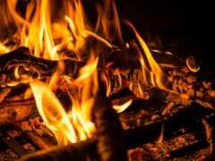 эмбер, огонь, пламя