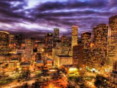 houston, город, texas