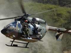 bk, eurocopter, вертолет