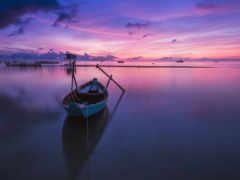 пурпурный восход
