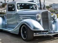 car, vintage, ford