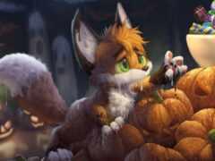 собака, другие, halloween