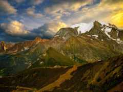 горы, горах, горные