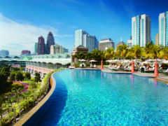 город, malaysia, красивый