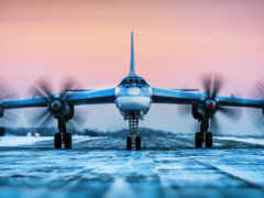 tupolev tu-95, воздушное судно