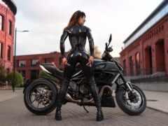biker, bike, мотоцикл