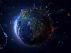 planeta, terra, futuro