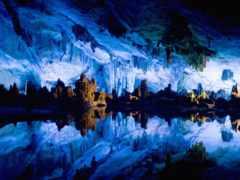 пещера, кристаллов, пещеры