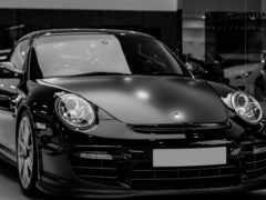 black, авто