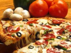 пицца, пиццы, master