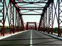 мост, сплошной, build