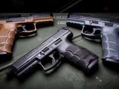 heckler, koch, pistol
