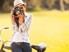 фотограф, taxi, девушка