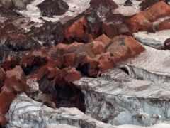 rock, камчатка, layer