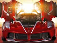 ferrari, iphone, fxx