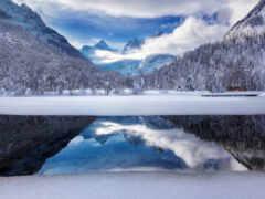 slovenia, late, озеро
