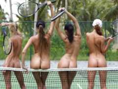 tennis, большой, красивый