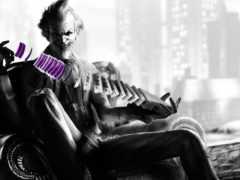 arkham, joker, batman