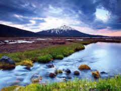 горные, пейзажи -, горы