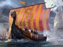 viking, корабль