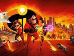 incredibles, суперсемейка, movie
