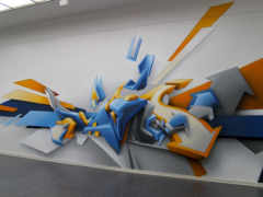 graffiti, artistic