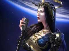 art, fantasy, женщина
