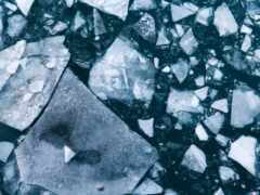 лед, water, льдина