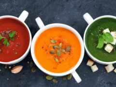 суп, интересно, рецепт
