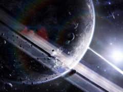 сатурн, cosmos, planet