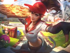пицца, sivir, доставка